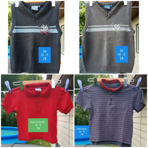 Vêtements garçons 5T