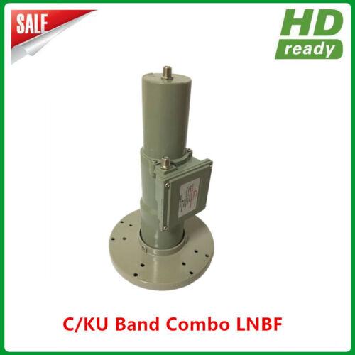 Dual Band C/Ku Combo LNB LNBF