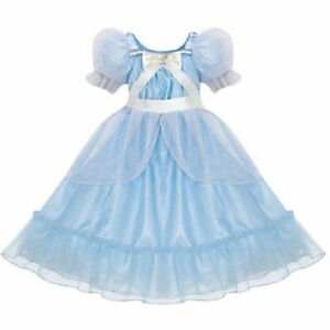 DISNEY-STORE-Princess-Cinderella-HEART-Jewel-Cindy-Costume-Dres