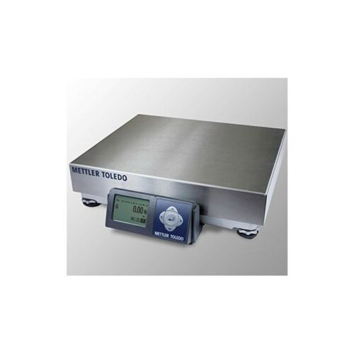 NEW Mettler Toledo 150LBs/60KG Shipping Scale With Stainless Steel Platter