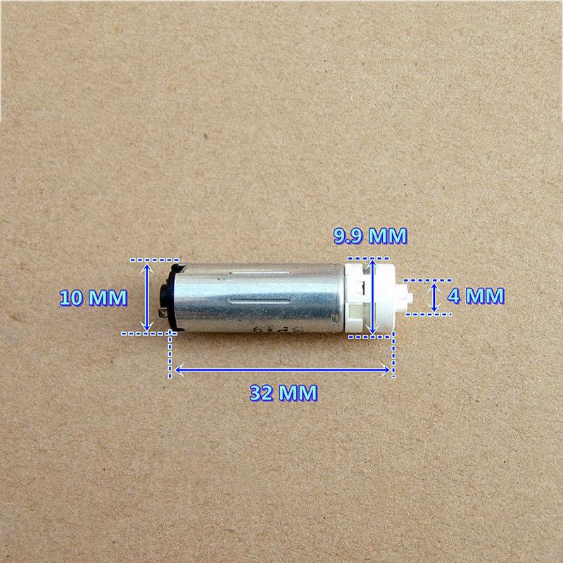 12mm DC 2V-3V 136RPM Micro Planetary Gear Motor Speed Reducer DIY Robot Car Lock