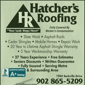 To Hire: Roofer and or sub contractor