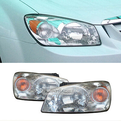 OEM Parts Front Head Light Lamp LH Assy for KIA 2006-2008 New Cerato Spectra