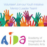 Youth Initiative! JOIN OUR AIDA TEAM!