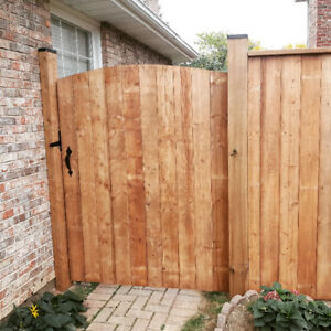Need a Fence Installed ?