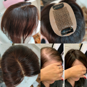 FOR THOSE THINING HAIR TOPS FIXED IN 2 MIN 2 CLIPS HUMAN HAIR New Farm Brisbane North East Preview