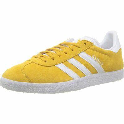 adidas Originals Gazelle Active Gold/Gold Metallic/White Nubuck Adult