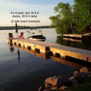 Floating Docks and Rafts — Built to Last