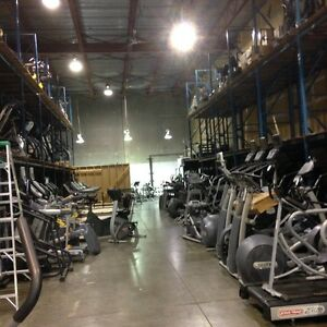 Bike Treadmill Elliptical WAREHOUSE moving CLEARANCE