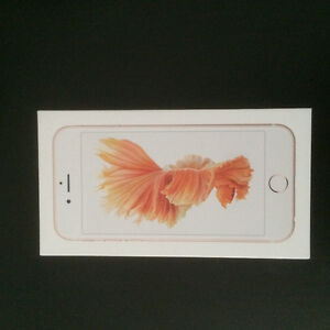 Gold rose iPhone 6s for sale