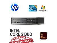 Powerful Windows 7 HP DC 7800 USFF Desktop PC Computer, 4 GB RAM, 500 GB HDD
