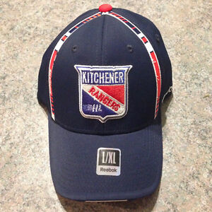 Kitchener Rangers OHL Reebok Draft Day L/XL Cap