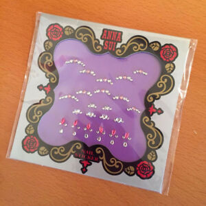 Brand New Anna Sui Nail Sticker