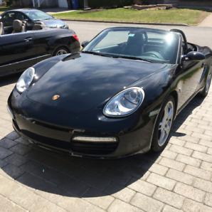 Porsche Boxter 2006