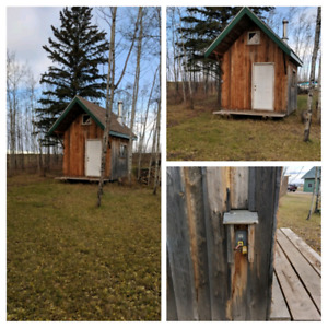 Cabin or possible playhouse