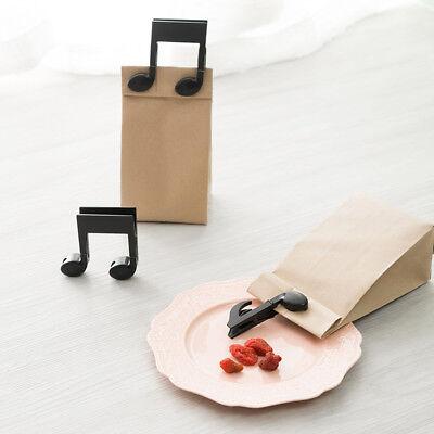 2pcs Musical Note Clip Photo Craft Letter Paper Clip Clothes Peg Decoration Home](Musical Note Paper)