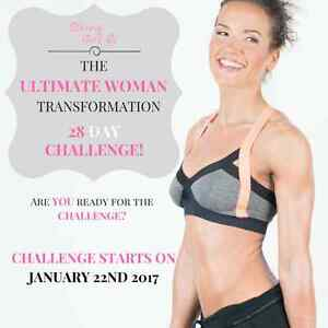 THE ULTIMATE WOMAN TRANSFORMATION 28 DAY CHALLENGE! London Ontario image 4