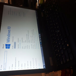 Must sell almost new dell E5570 laptop