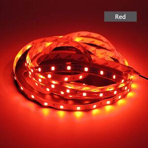 Lumieres DEL accent/LED Strip Rouges NEUVES (vaut $40+)