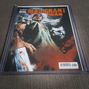 THE MALIGNANT MAN issue #1