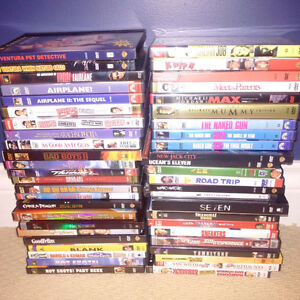***Various DVD's and Blu Rays For Sale***