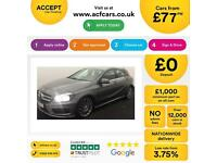 Mercedes-Benz A200 AMG Sport FROM £77 PER WEEK!