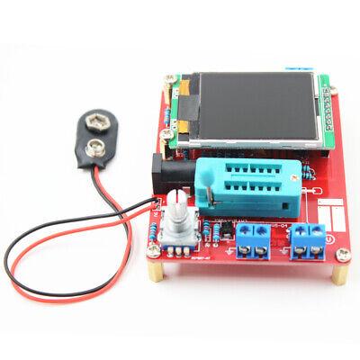 Gm328 Transistor Tester Diode Cap Esr Volt Freq Meter Pwm Signal Generator C