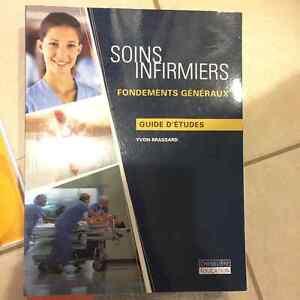 Soins infirmiers fondements généraux tome 1 et 2