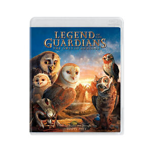 Legend of the Guardians The Owls Of Ga'Hoole (Blu-ray)