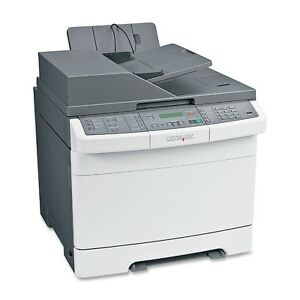 Lexmark Color Laser Multifunction & All-in-One Printer X544dn