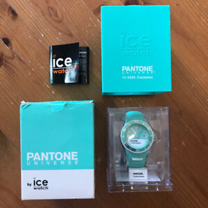 Pantone Universe by Ice watch in beautiful Cockatoo colour