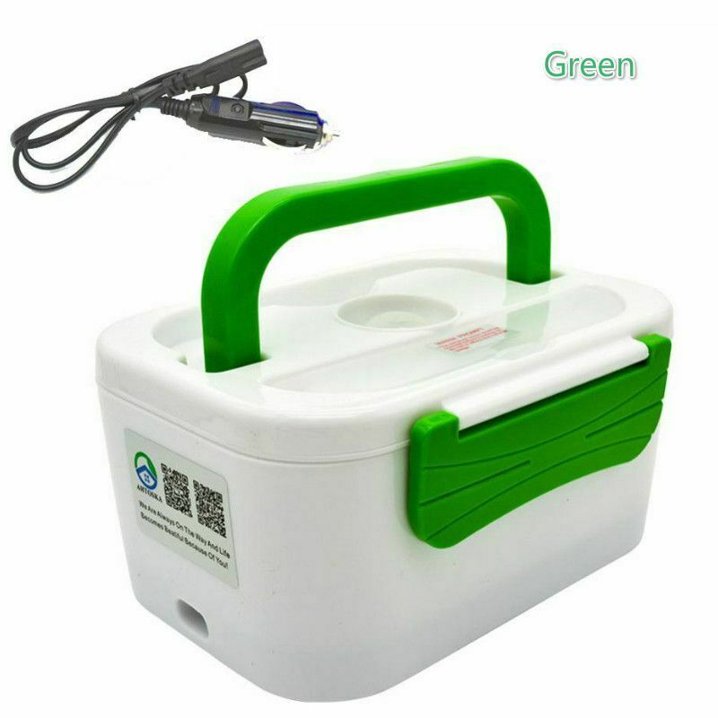Electric Heating Lunch Box Car Use And At Home By Power Supp