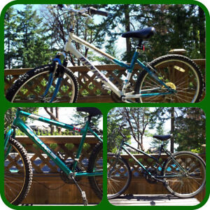 120 to $350. Canadian & UK Bikes for sale by Bike Mechanic.