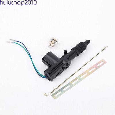 Durable Car Locking System 2 Wire Central Door Lock Solenoid Actuator Motor 12V