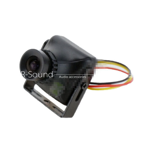 FPV aerial camera image transmission 5V-12V wide voltage ultra light 3.6mm lens