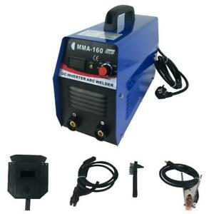 Inverter Welder 110V IGBT Mini Arc Welding Machine MMA160 20-160A 028225