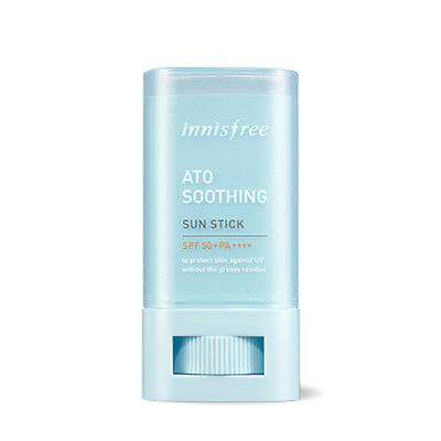innisfree Ato Soothing Sun Stick 20g SPF50+PA++++