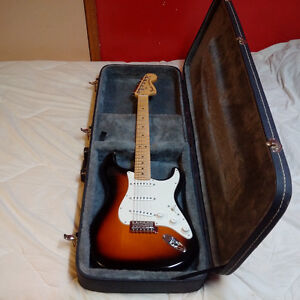 Fender 60th Anniversary American Special Stratocaster /w HSC
