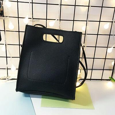 Women Lady Leather Handbag Shoulder Messenger Bag Tote Purse Satchel Hobo Bag