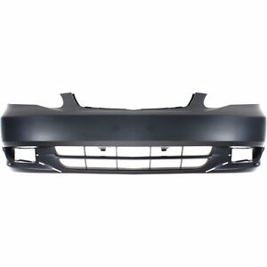 2003 - 2004 TOYOTA COROLLA SEDAN BUMPER TO1000241 5211902916