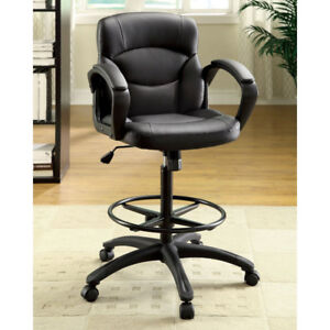 NEW FURNITURE OF AMERICA BELLEVILLE ADJUSTABLE OFFICE CHAIR