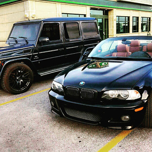 2002 BMW M3 SMG READ THE AD BEFORE CALLING(CARBON FIBER ENGINE)
