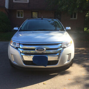 2013 Ford Edge Hatchback