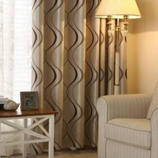 Blackout Curtains blackout curtains australia : 80% Blackout Curtain Customized(P017) | Curtains & Blinds ...
