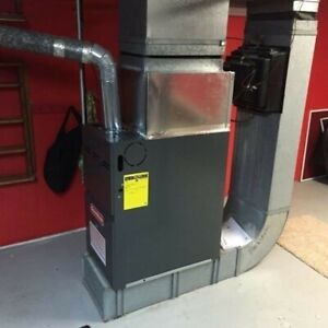 NEW FURNACES AND AIR CONDITIONERS - UP TO $2500 IN REBATES!!