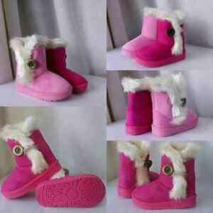 Baby's girls winter boots NEW sizes 6.5, 7