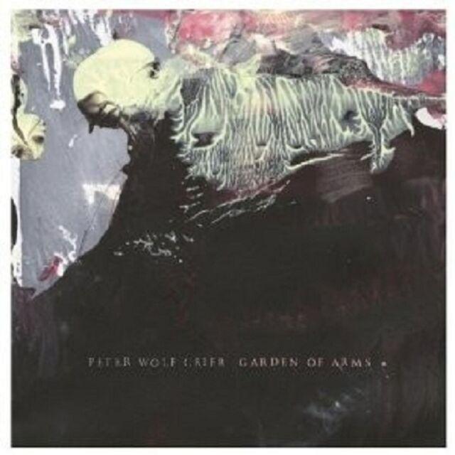 PETER WOLF CRIER - GARDEN OF ARMS  CD ALTERNATIVE ROCK NEUWARE