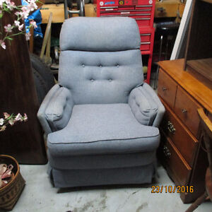 chaise inclinable