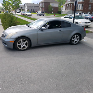 2005 g35 coupe