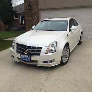 2011 Cadillac CTS Performance Package Sedan